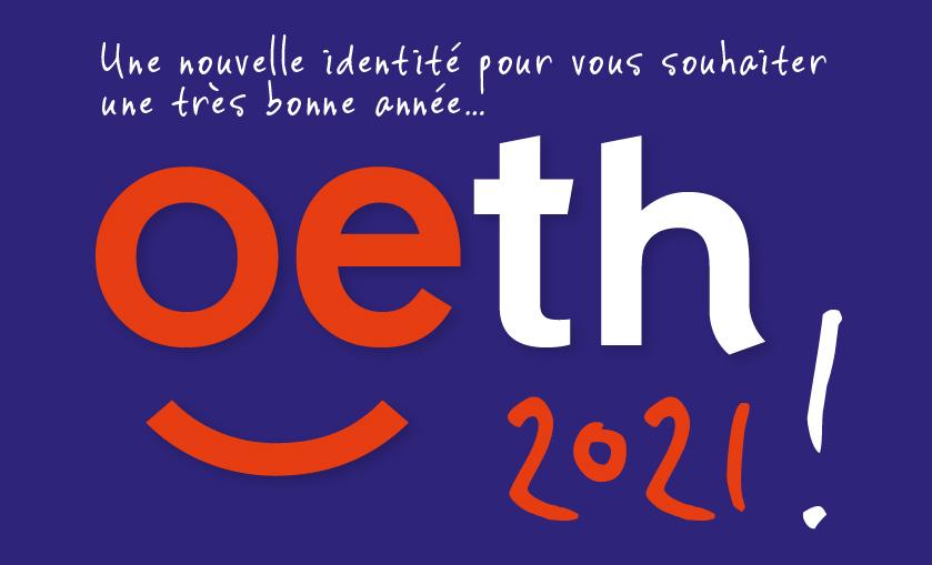 Une nouvelle identité pour vous souhaiter une très bonne année !